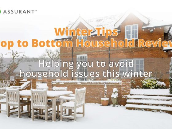 Winter Tips to Help Protect Your Home