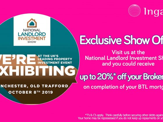 Visit Us at the National Landlord Investment Show
