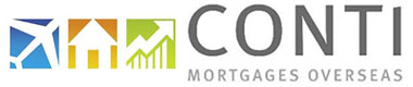 We have partnered with Conti, the UK's leading overseas mortgage specialist.